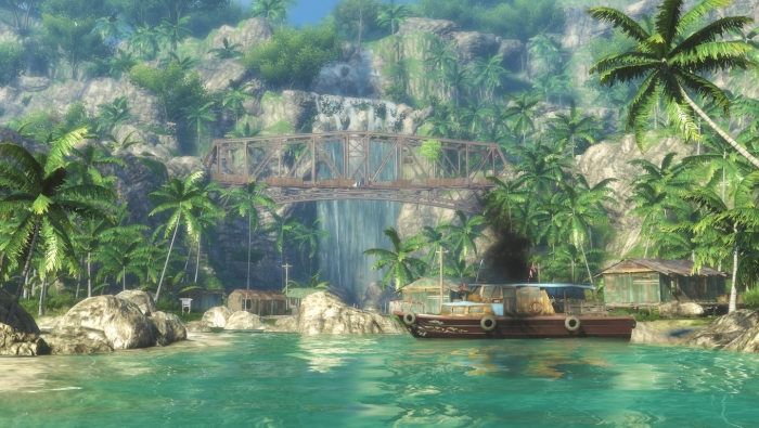 Far Cry 3 looks really, really good.