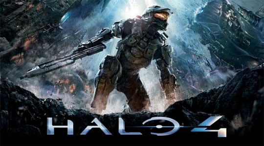 Halo 4 had a great month. Other games?  Not so much.